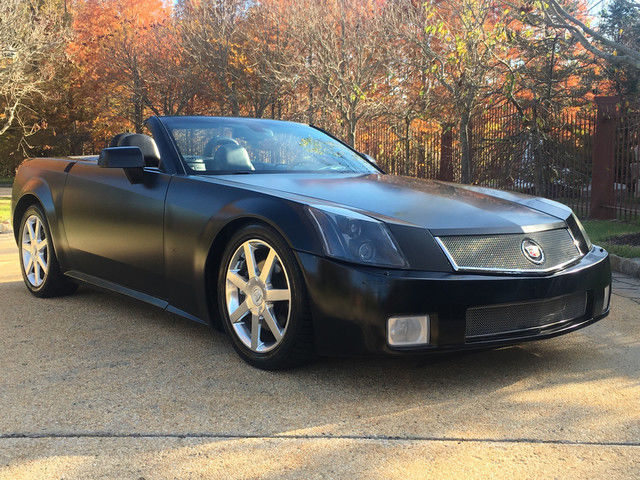 2004 Cadillac XLR Base Convertible