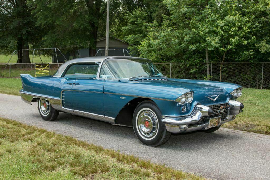 1958 Cadillac Eldorado (17,800 Miles)
