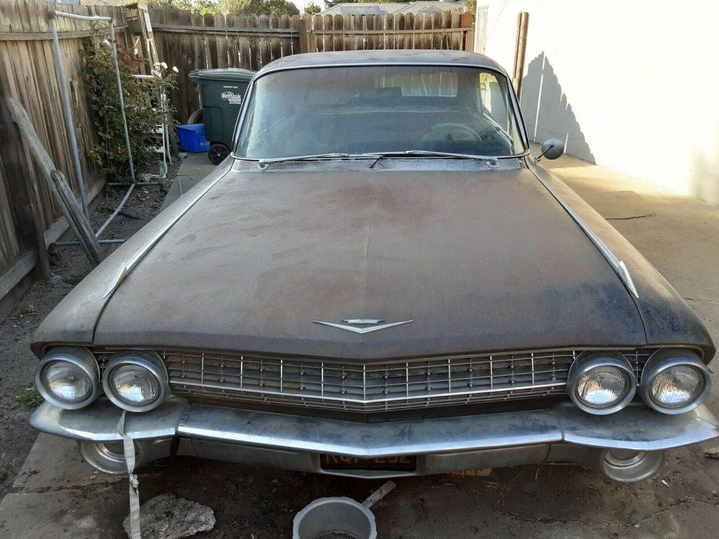 1961 Cadillac Fleetwood 75 (need work)