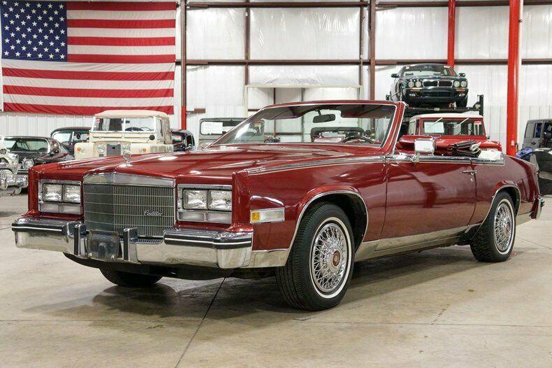 1984 Cadillac Eldorado Biarritz