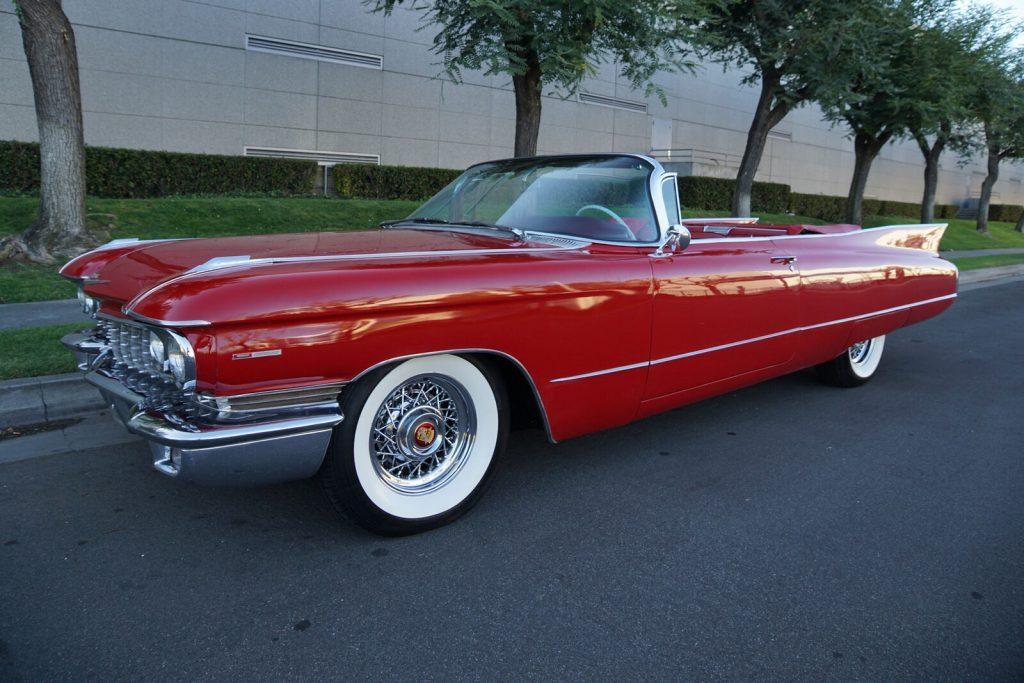 1960 Cadillac Series 62