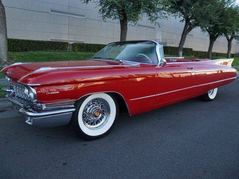 1960 Cadillac Series 62 for sale