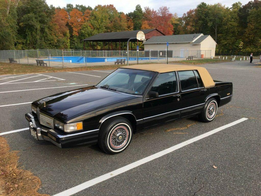 1990 Cadillac DeVille