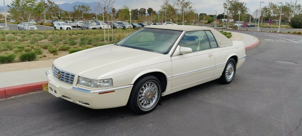 2001 Cadillac Eldorado Eldorado