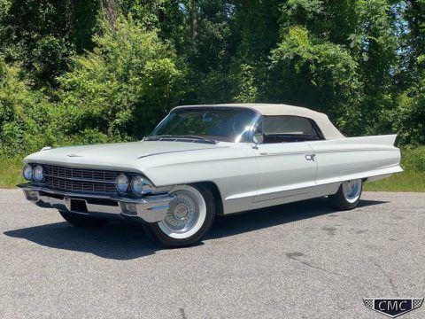1962 Cadillac Eldorado for sale