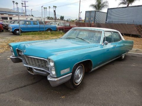 1967 Cadillac Fleetwood for sale