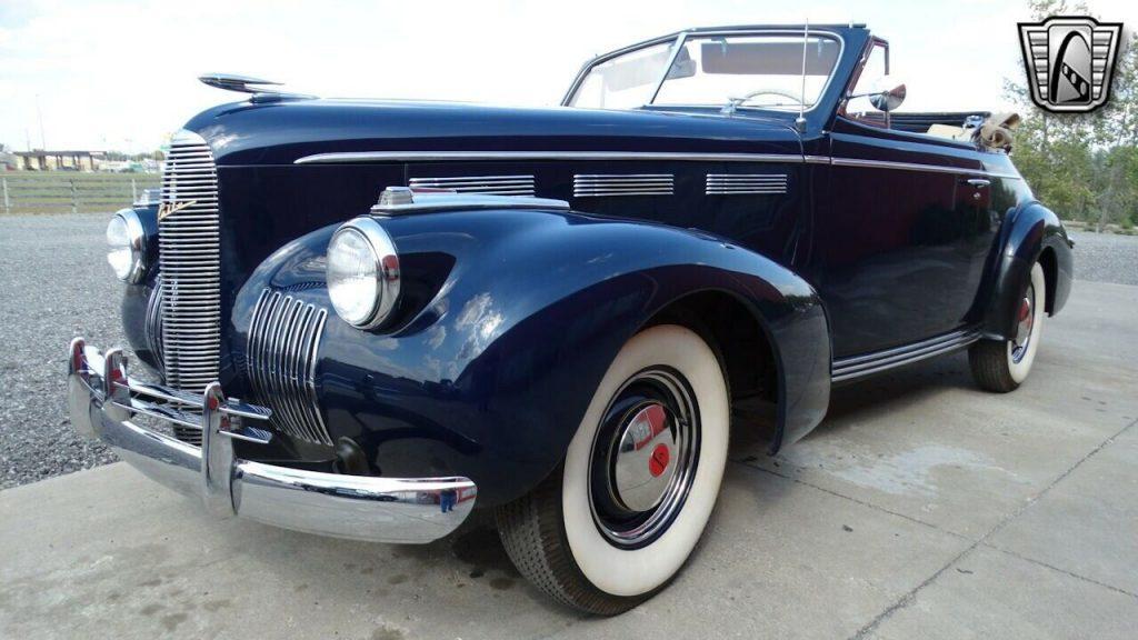 1940 Cadillac Lasalle Series 50