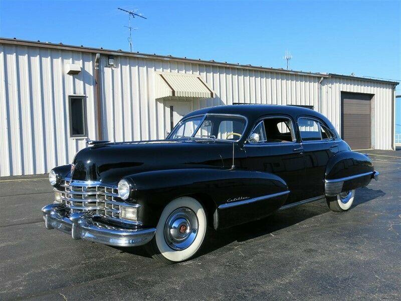 1947 Cadillac Sixty Special Fleetwood