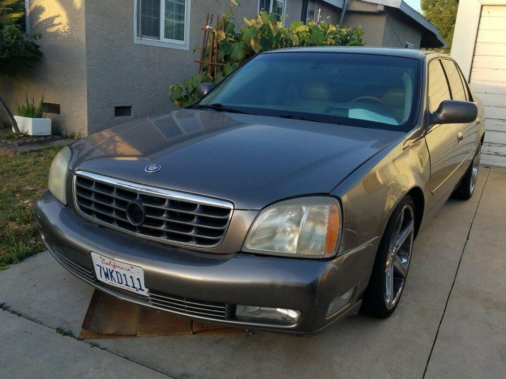 2003 Cadillac DTS