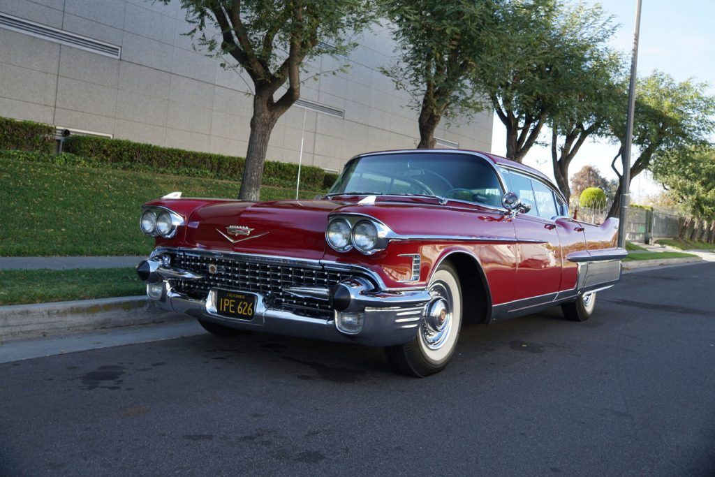 1958 Cadillac Sixty Special