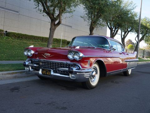 1958 Cadillac Sixty Special for sale
