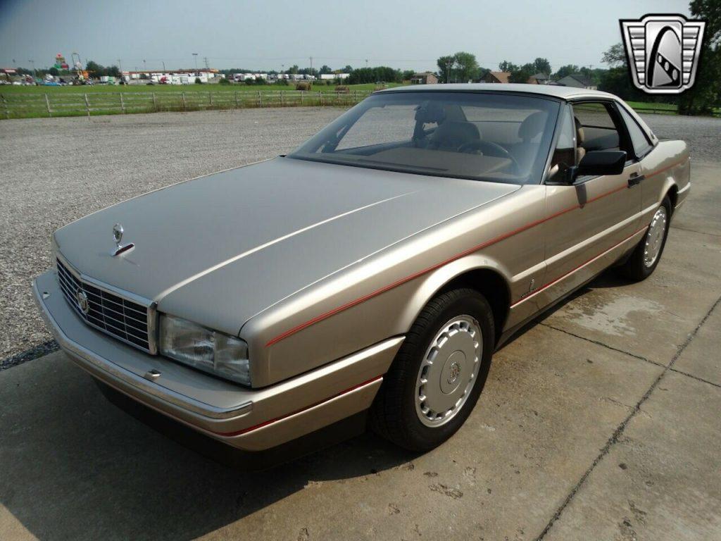 1992 Cadillac Allante CVT/HT