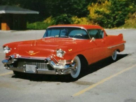 1957 Cadillac Coupe Deville 2 Door for sale