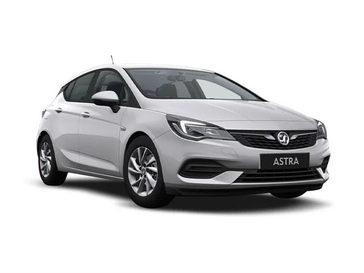 A promotional picture of a seventh generation Vauxhall Astra