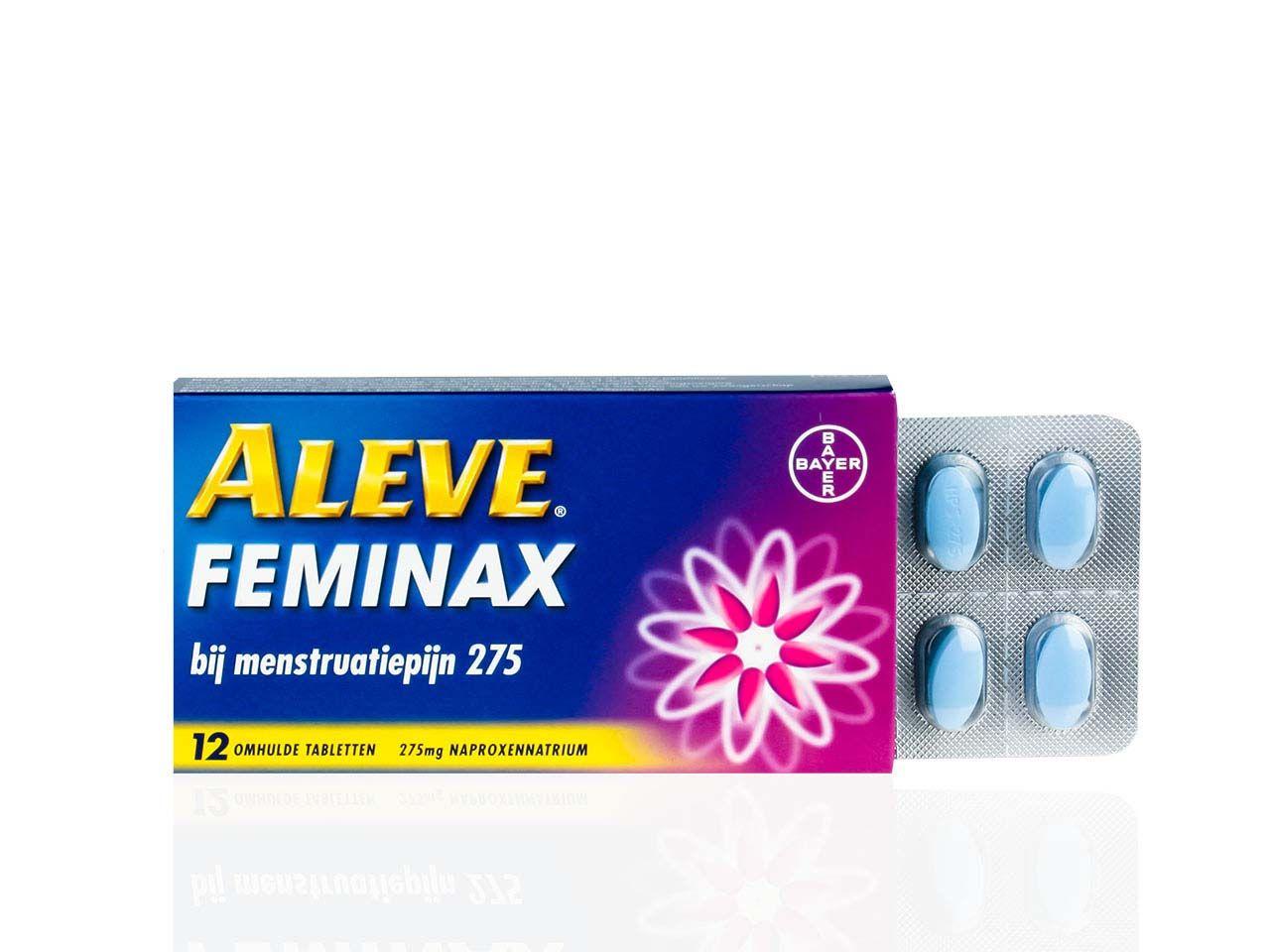 Aleve Feminax Tablet 275mg