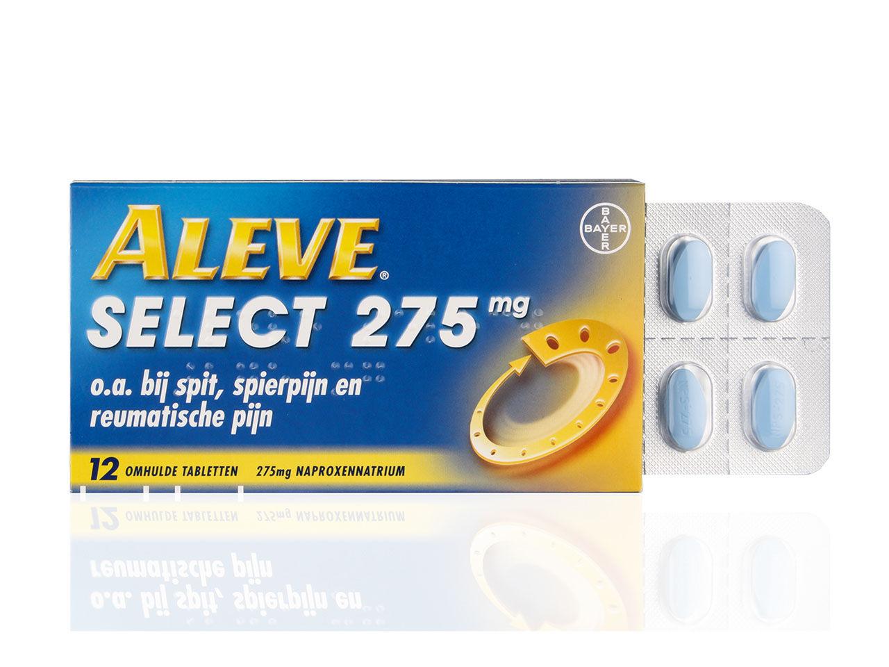 Aleve Select Tablet 275mg