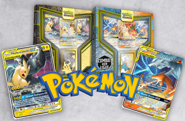Part 1 - Deck de Combat de Ligue Pikachu / Zekrom GX