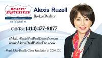 alexis ruzell: simialr agent profile picture