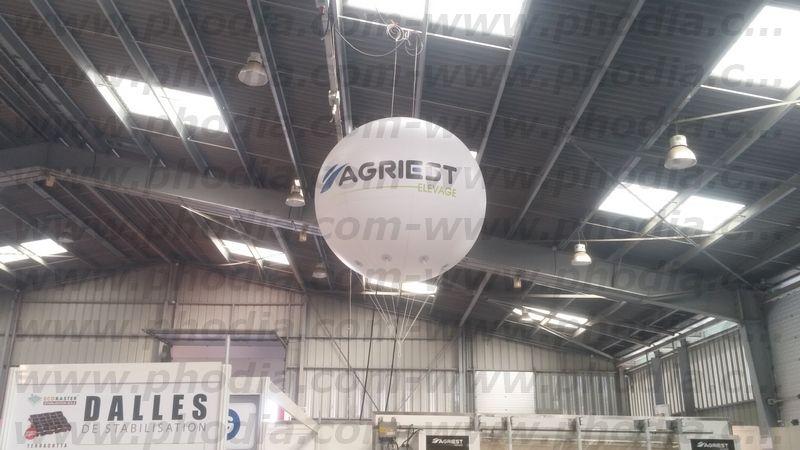 Agriest ballon hélium de 2m