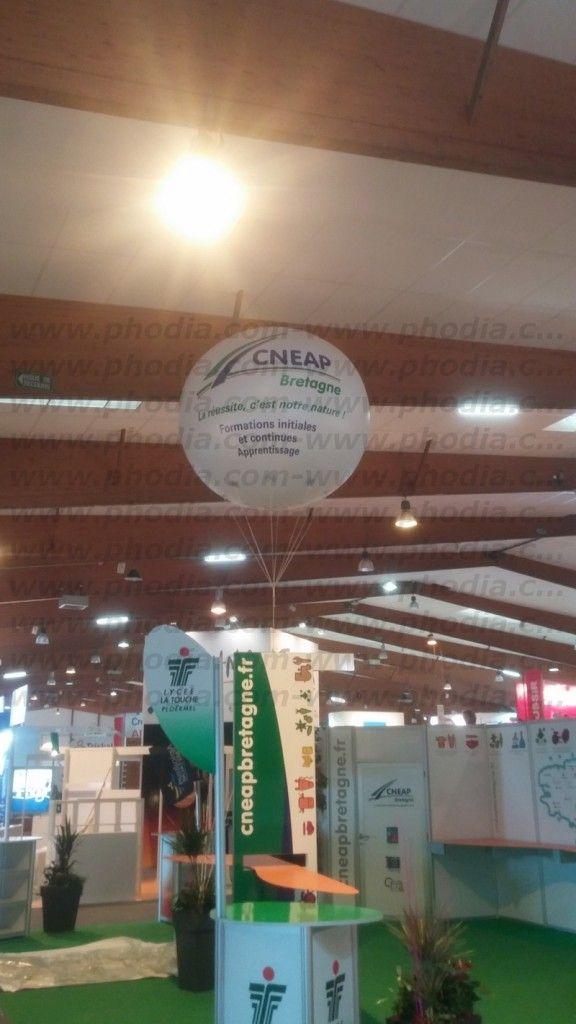 CNEAP ballon hélium