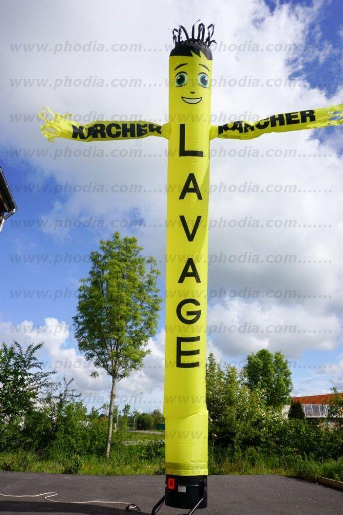 skydancer jaune 5m lavage karcher