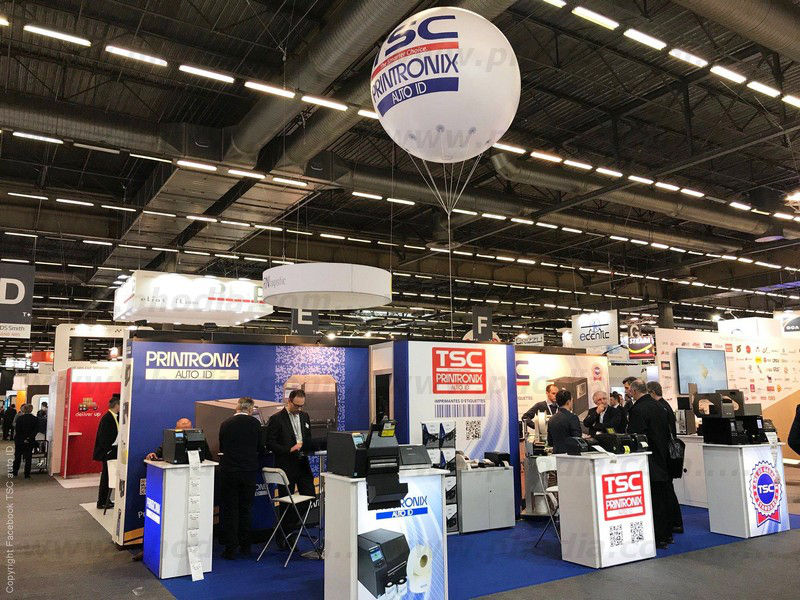 ballon promotionnel pour salon prinitronix auto id
