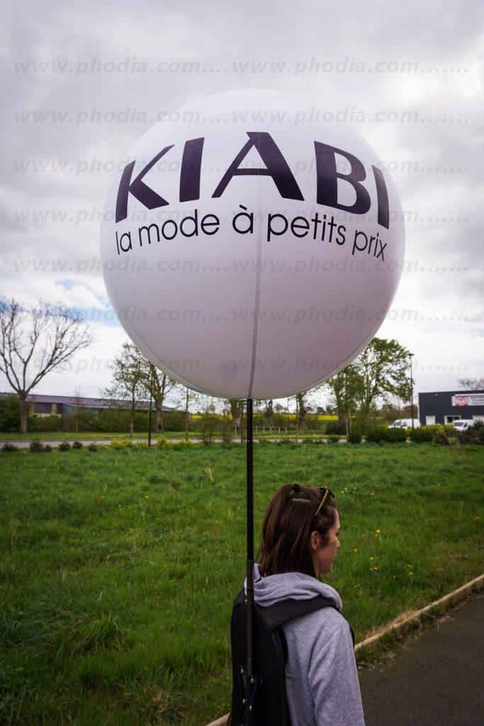ballon sac a dos kiabi