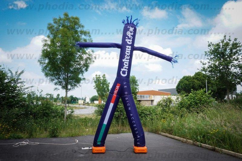 skydancer 2 jambes 2 bras chateau d'ax