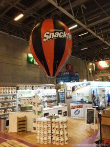 montgolfiere helium snackfit