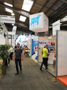 smartcapture ballon cubique hélium au Space de Rennes