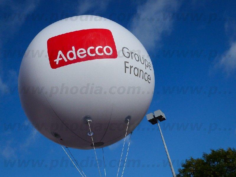 ballon helium adecco