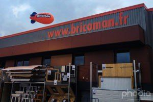 bricoman dirigeable 6m