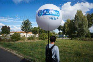 sac a dos ballon audika