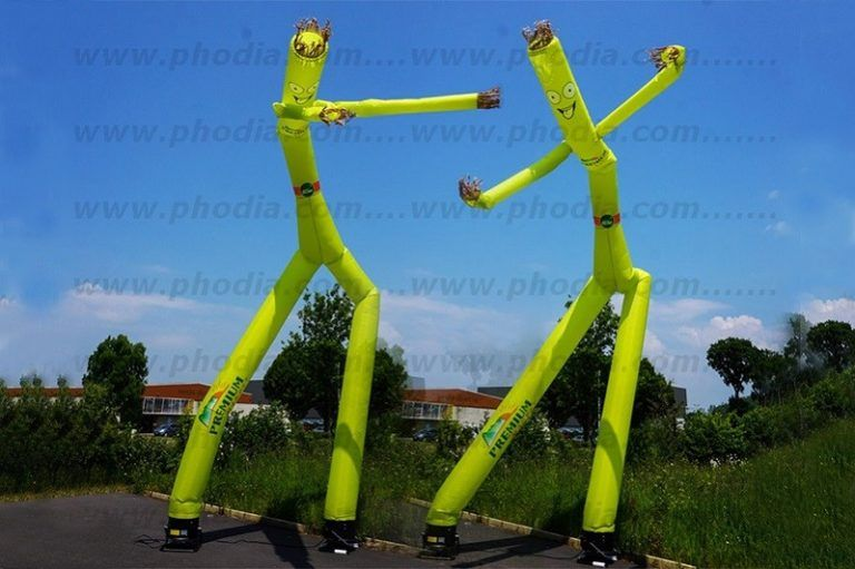 bonhomme qui dance 10 m qui danse géant premium market tahiti