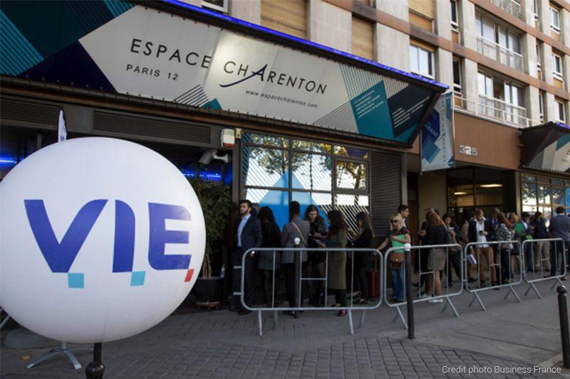 forum annuel VIE RH Business France ballon sur pied