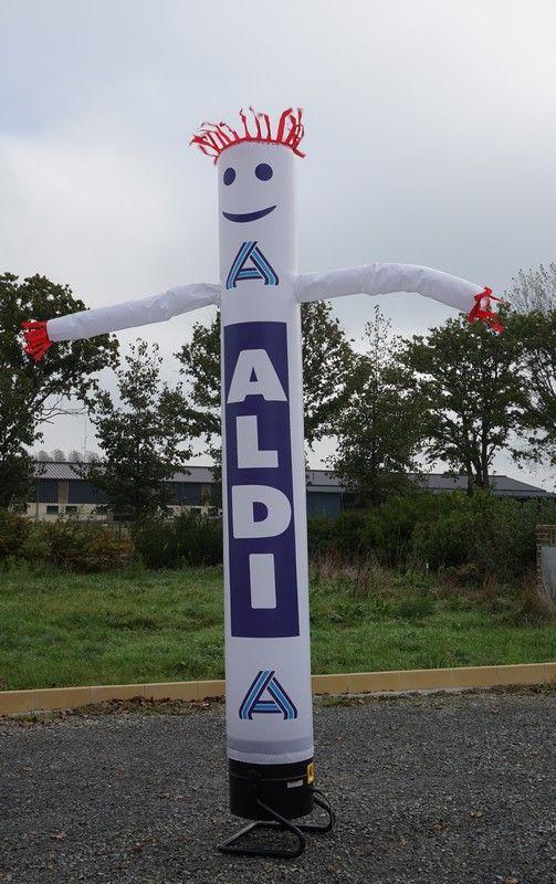 skydancer Aldi tete sourit de 4m