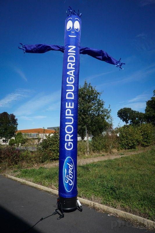 skydancer ford bleu groupe dugardin