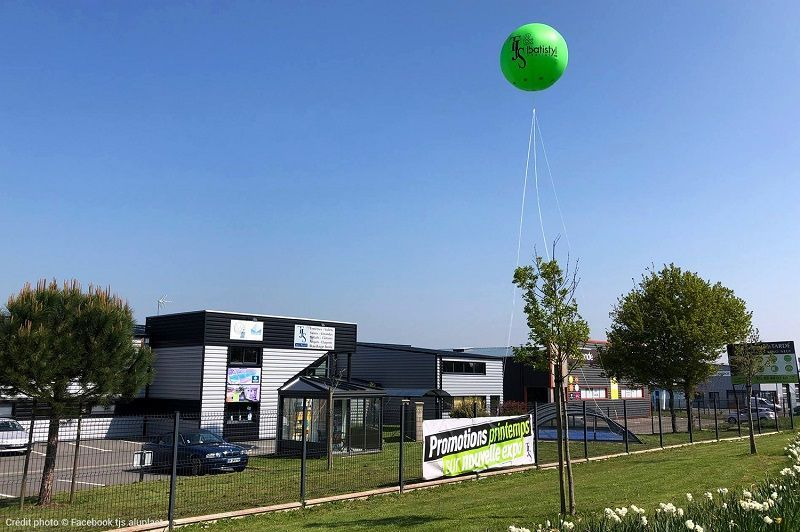ballon geant batistyl 250cm