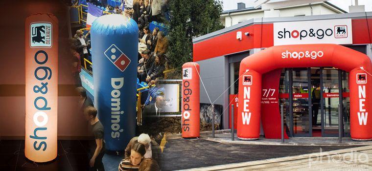 colonne et totem publicitaire de 2 à 3m