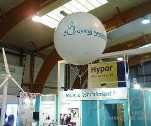 Space 2010: ballons publicitaires par Phodia