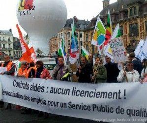 Une structure gonflable montgolfière pour les manifestations de rue
