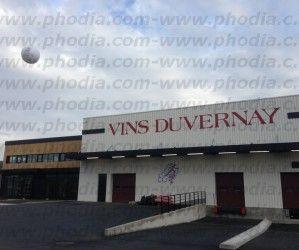Porte ouverte pour les vin et spiritueux DUVERNAY