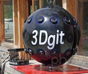 La photo 3D est né avec la Photosphère