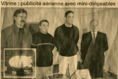 Claude Lematayer/Sylvain Barbotin/Gérald Lesouef/Patrick Larivière