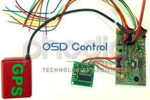 Carte électronique optionnel OSD Control