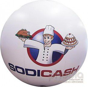 Ballon hélium en PU pour Sodibo