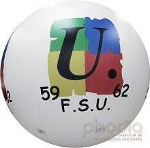 Ballon hélium pour manifestation