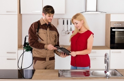 Why Choose Our Professional Exterminators
