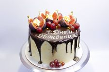 "Thumbnail №4 | Торт ""Шоколадная помадка"""