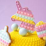"Thumbnail №3 | Торт ""Поп ит"""